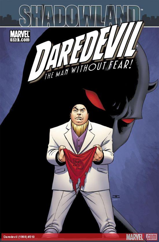 Daredevil (1998) #510