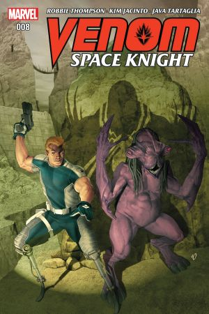Venom: Space Knight (2015) #8