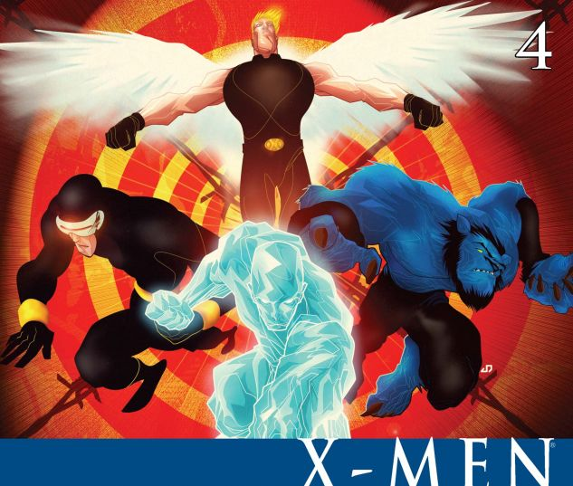 Civil War: X-Men (2006) #4