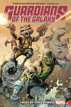 Guardians of The Galaxy: Tales of The Cosmos (Trade Paperback)