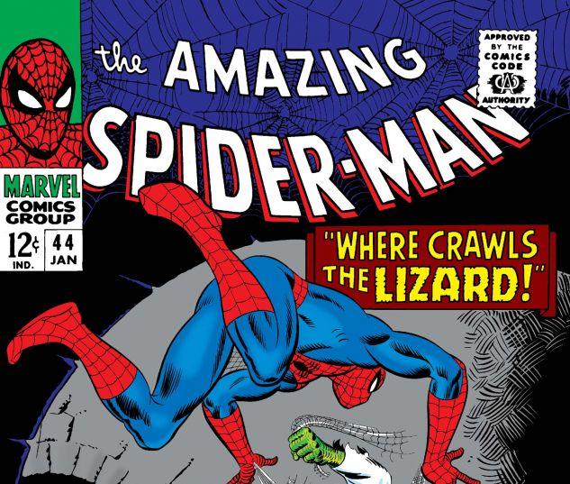 Amazing Spider-Man (1963) #44