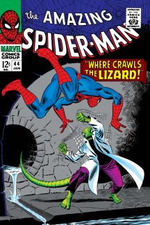 The Amazing Spider-Man (1963) #44