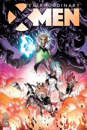 Extraordinary X-Men (2015) #15