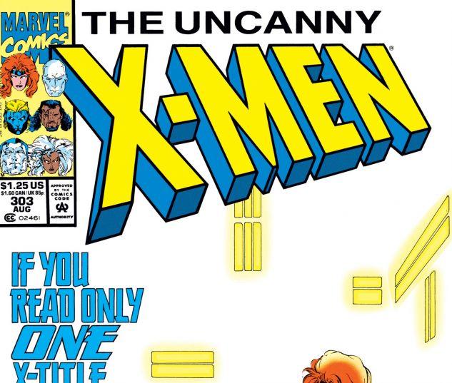 Uncanny X-Men (1963) #303
