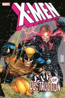 X-Men: Eve of Destruction (Trade Paperback)
