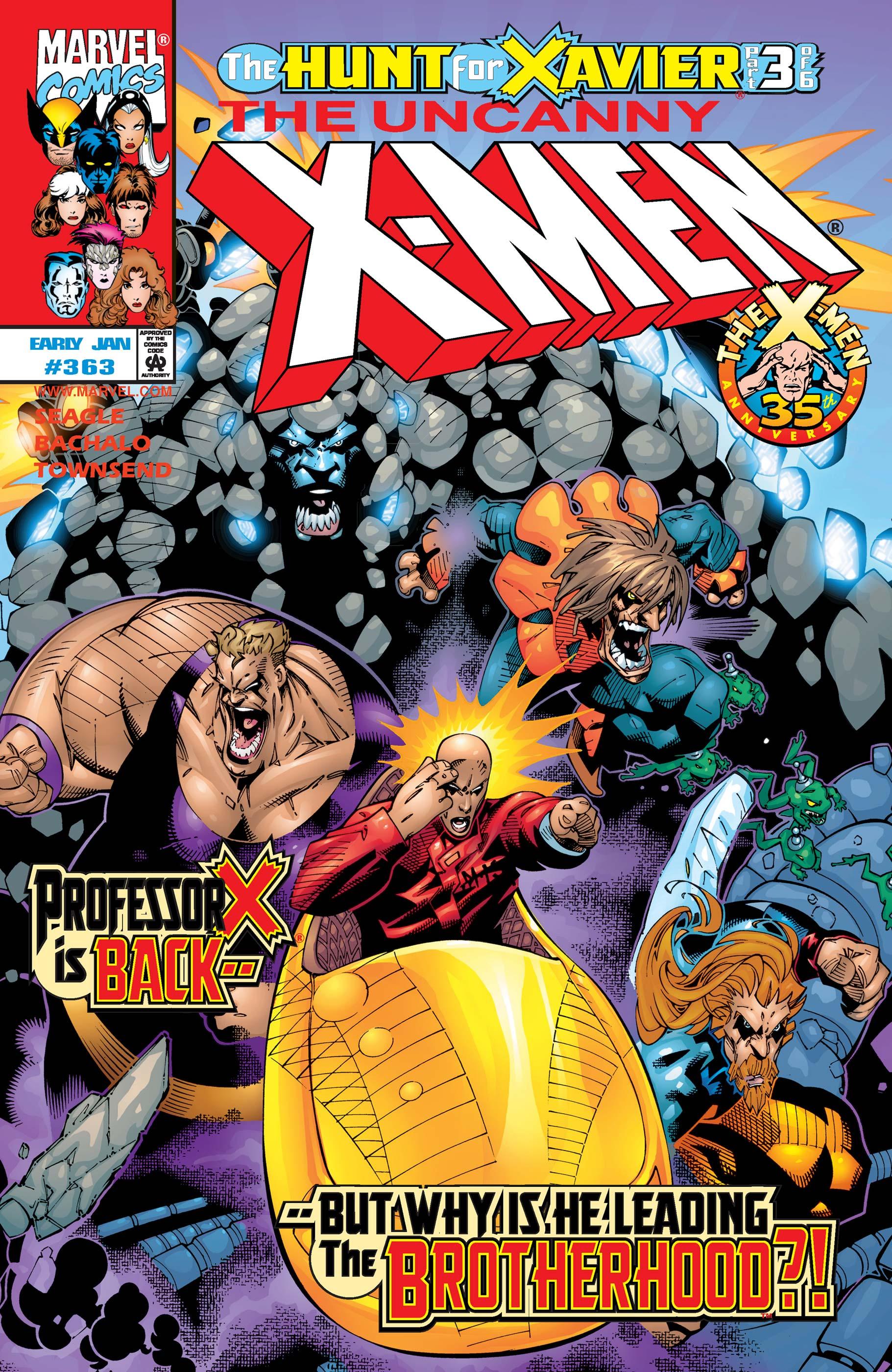Uncanny X-Men (1963) #363