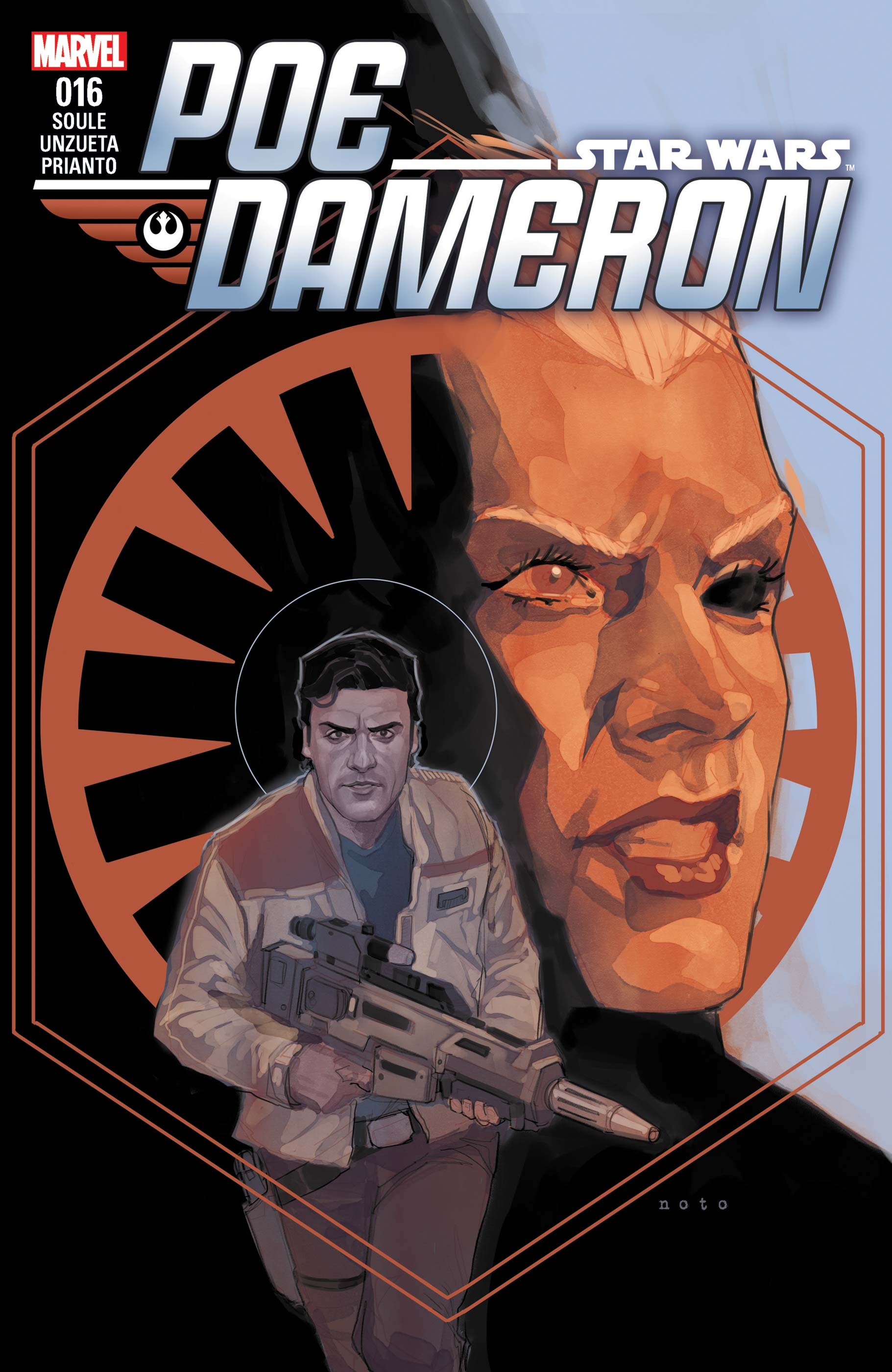 Star Wars: Poe Dameron (2016) #16