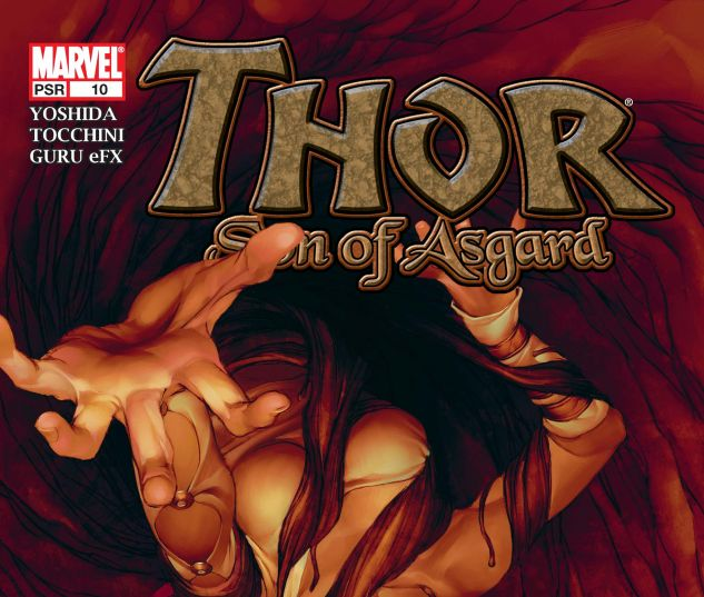 THOR: SON OF ASGARD (2004) #10