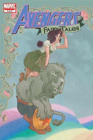 Avengers Fairy Tales #4