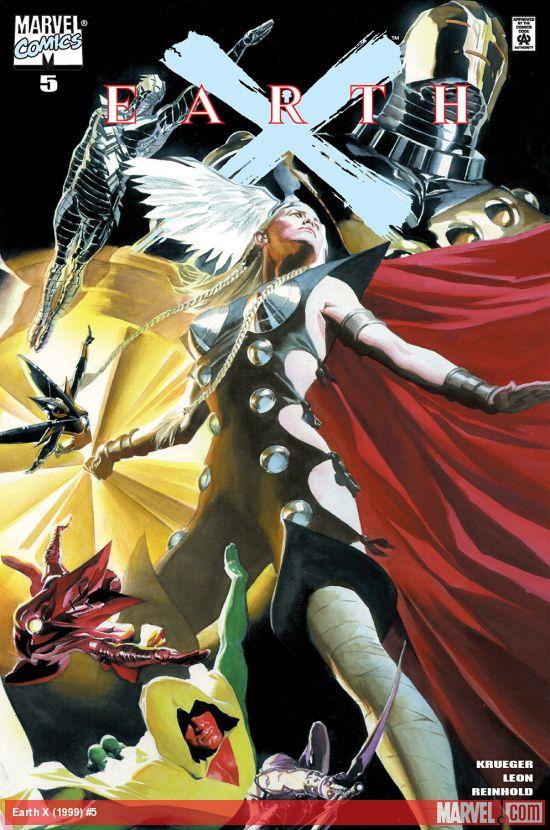 Earth X (1999) #5