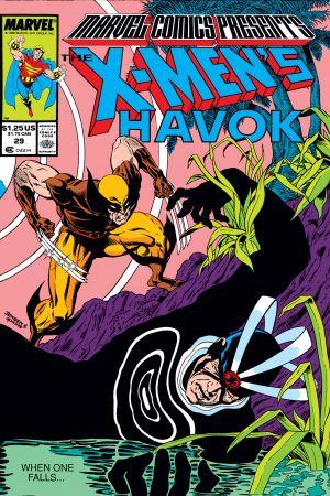 Marvel Comics Presents (1988) #29