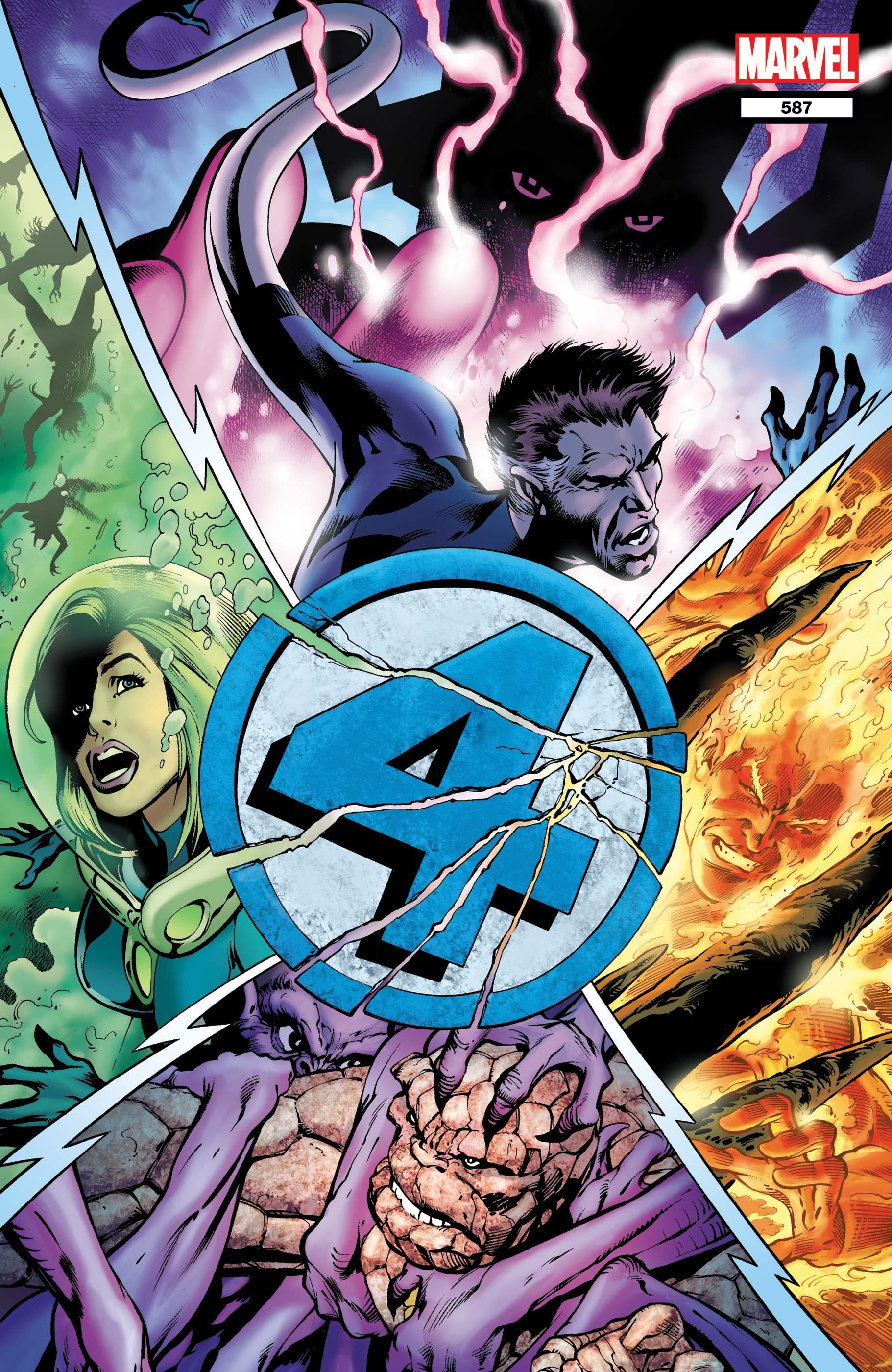Fantastic Four (1998) #587