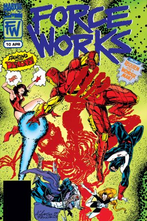 Force Works (1994) #10