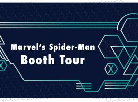 "Get a taste of New York in Los Angeles as ""Marvel's Spider-Man"" swings into the PlayStation booth at E3 2018!"