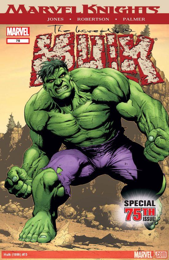 Incredible Hulk (1999) #75