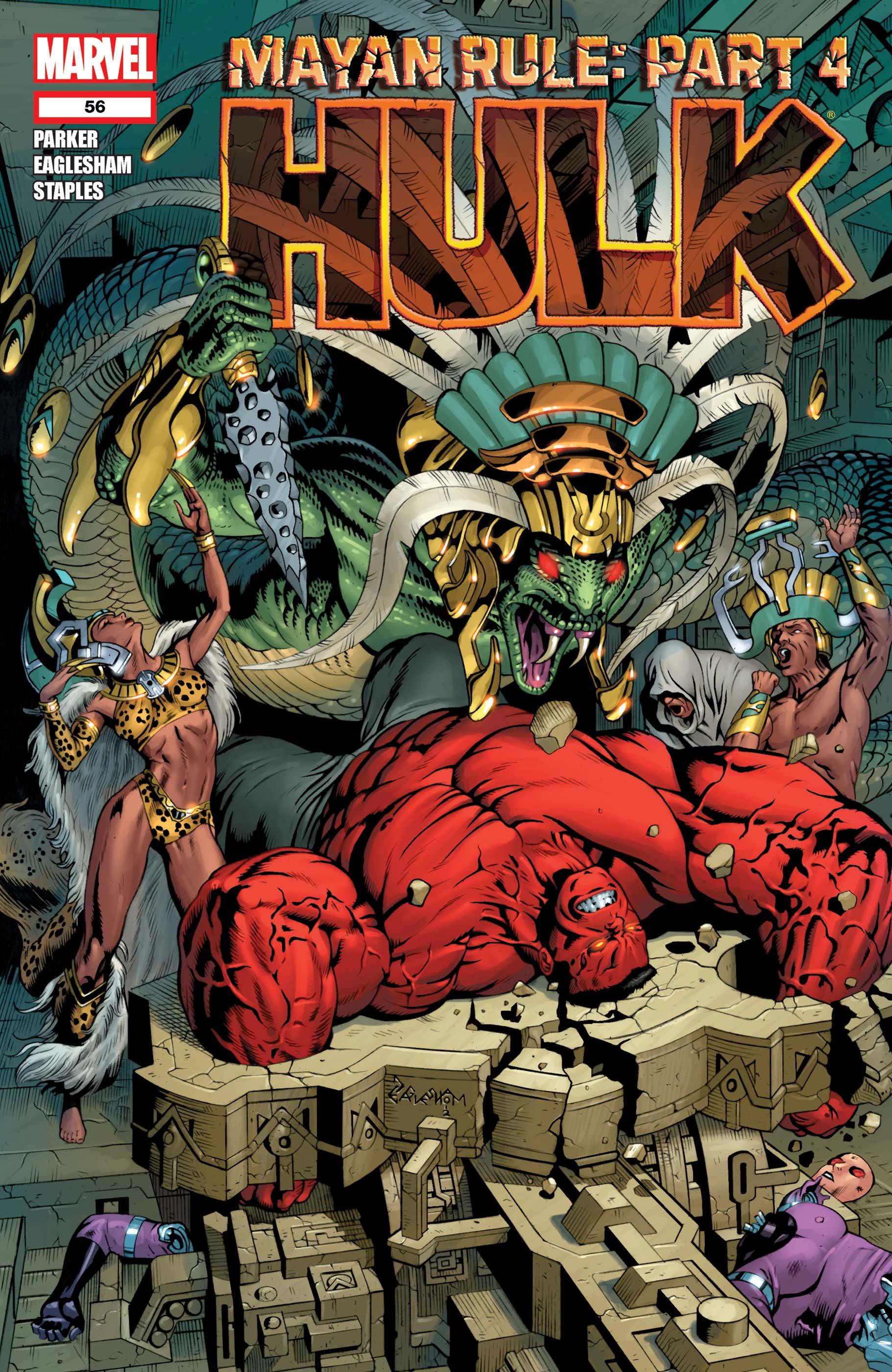 Hulk (2008) #56