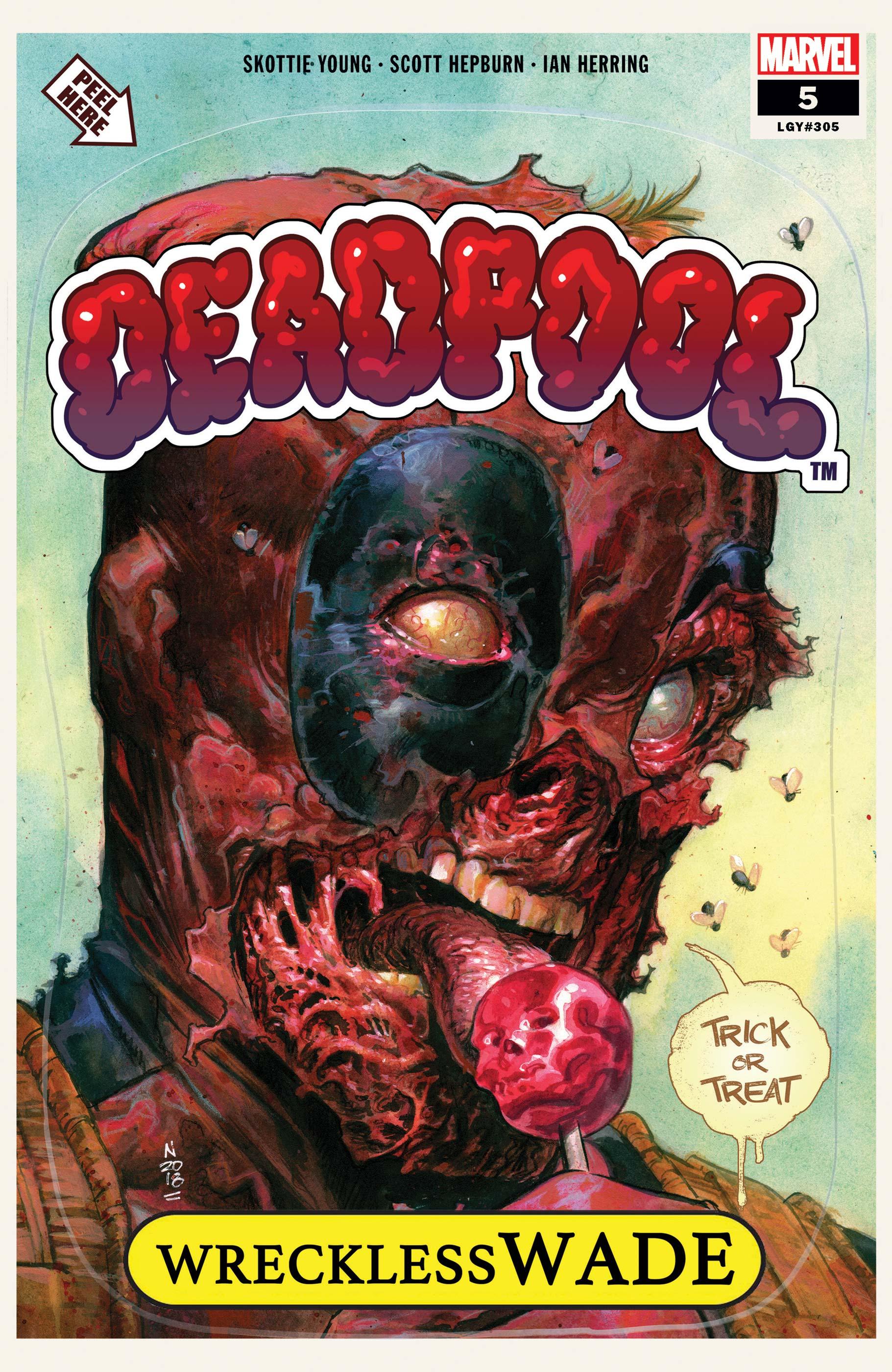 Deadpool (2018) #5