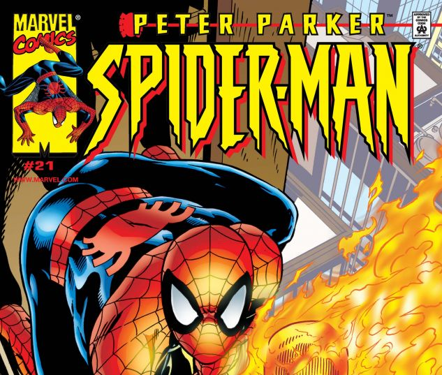 PETER PARKER: SPIDER-MAN (1999) #21