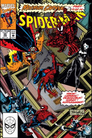 Spider-Man (1990) #35