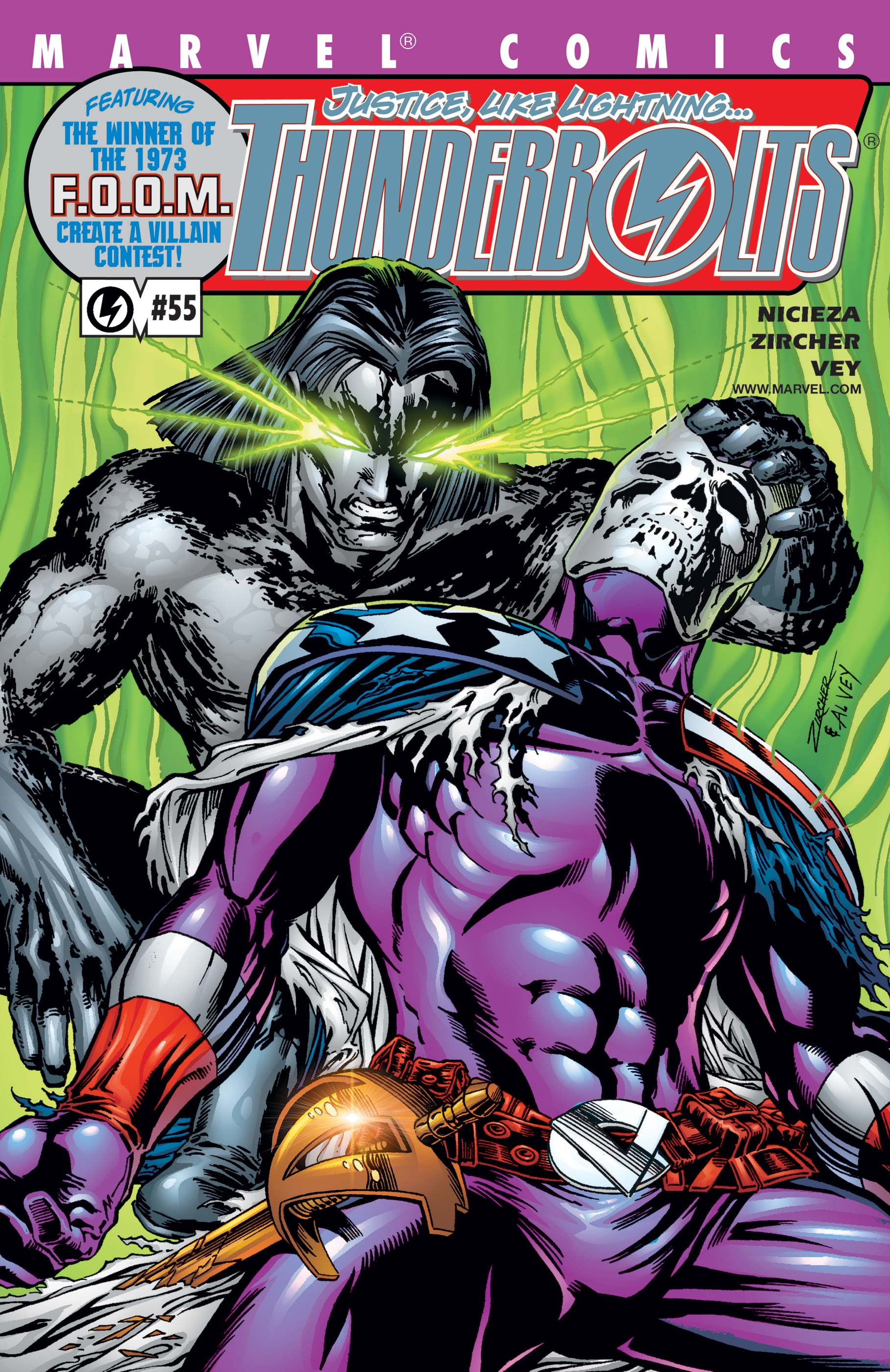 Thunderbolts (1997) #55