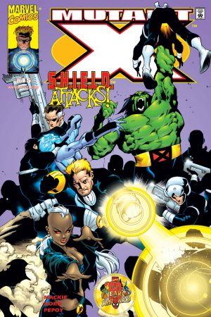 Mutant X (1998) #15