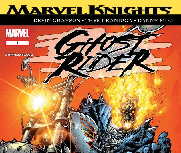 Ghost Rider (2001) #1