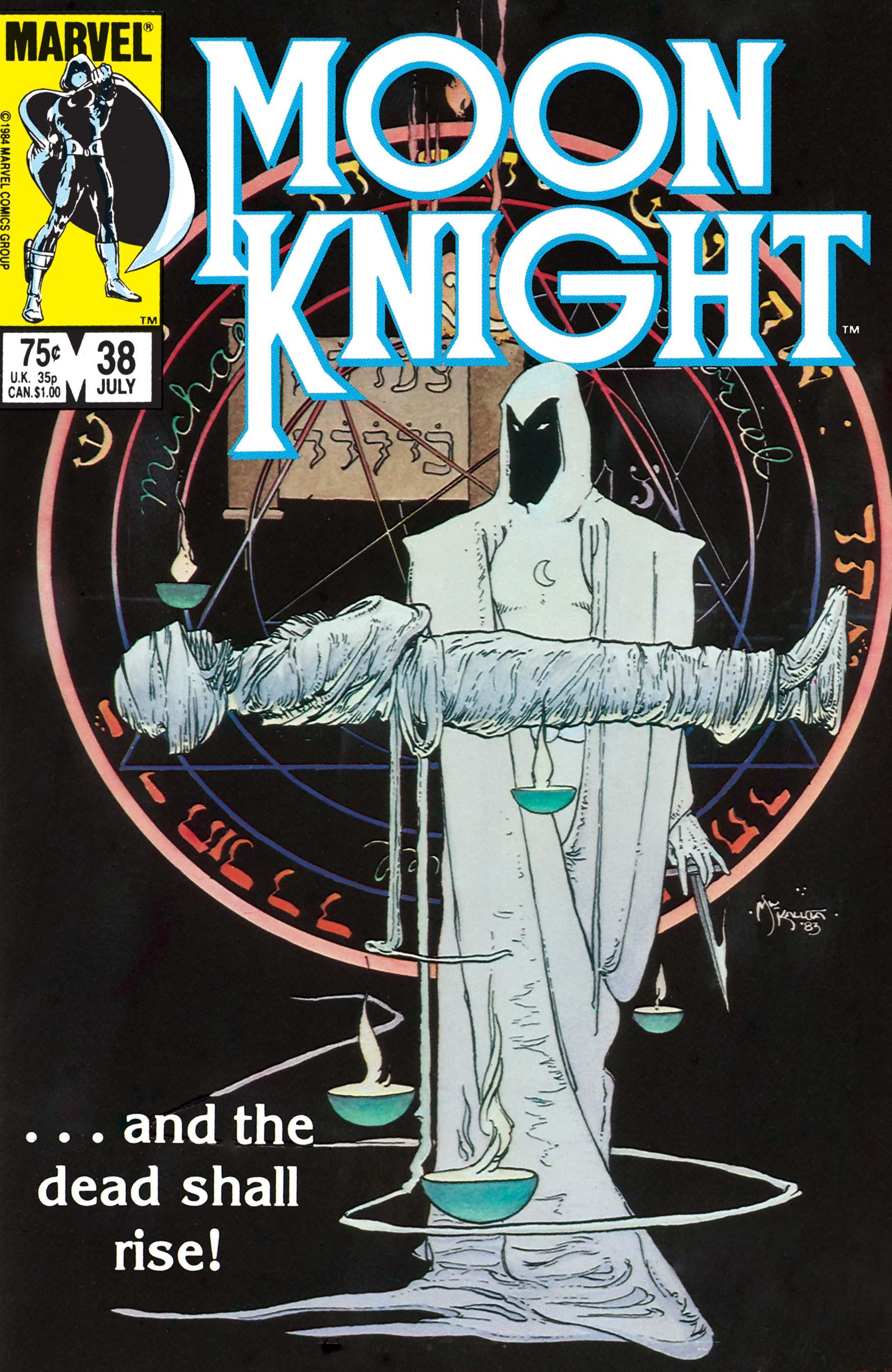 Moon Knight (1980) #38