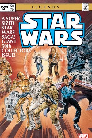 Star Wars: The Original Marvel Years 50 Facsimile Edition #1