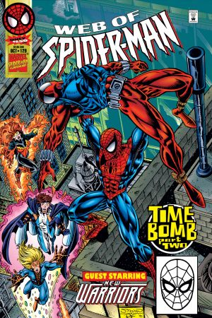 Web of Spider-Man (1985) #129
