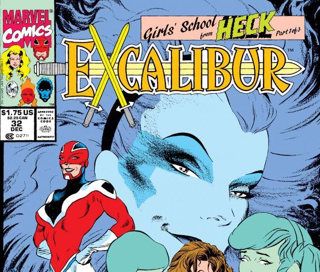 EXCALIBUR (1988) #32