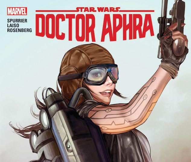 STAR WARS: DOCTOR APHRA VOL. 5 - WORST AMONG EQUALS TPB #5