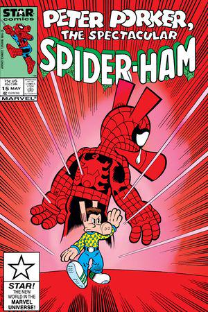 Peter Porker, the Spectacular Spider-Ham (1985) #15