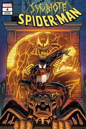 Symbiote Spider-Man #4  (Variant)