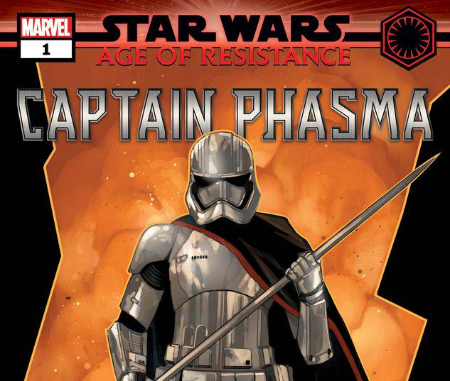 STAR WARS: AGE OF RESISTANCE - CAPTAIN PHASMA 1 #1