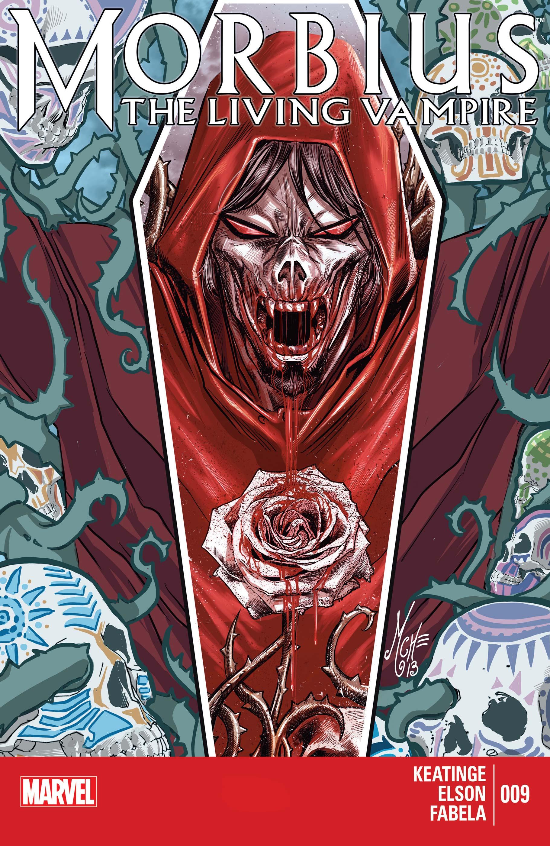 Morbius: The Living Vampire (2013) #9