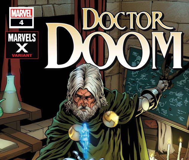 Doctor Doom #4