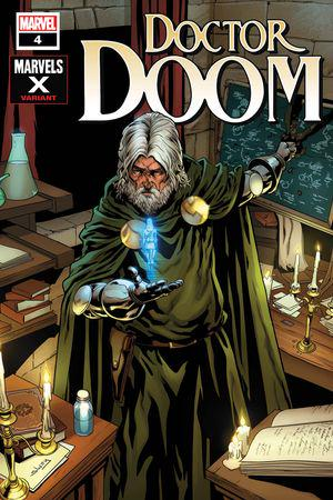 Doctor Doom (2019) #4 (Variant)