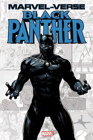 Marvel-Verse: Black Panther (Trade Paperback)