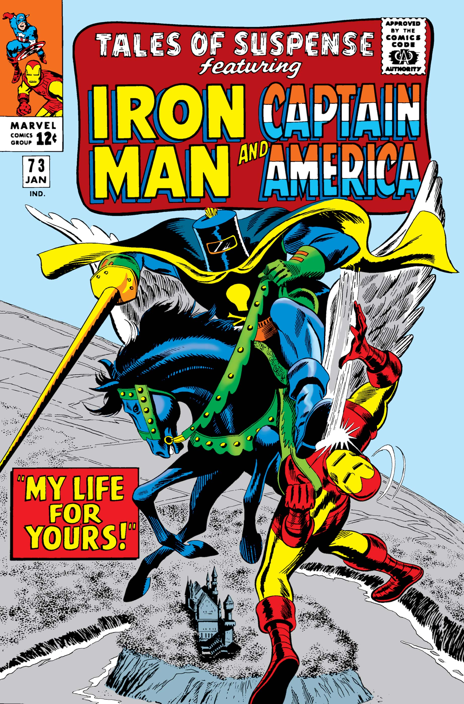 Tales of Suspense (1959) #73