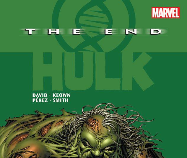 HULK: THE END TPB #1