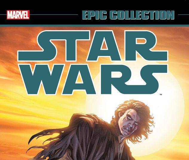 STAR WARS LEGENDS EPIC COLLECTION: THE CLONE WARS VOL. 3 TPB #3