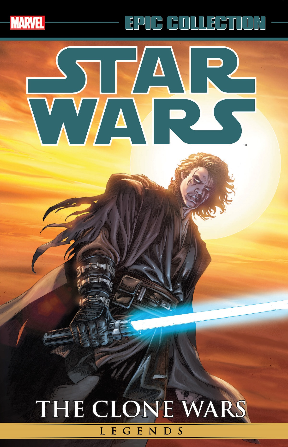 Star Wars Legends Epic Collection: The Clone Wars Vol. 3 (Trade Paperback)