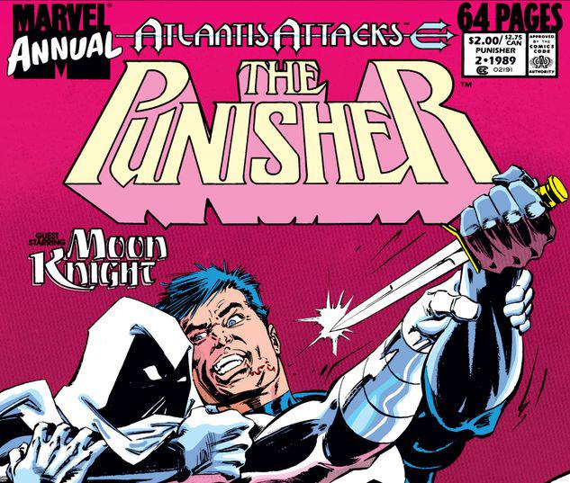 The Punisher Annual #2