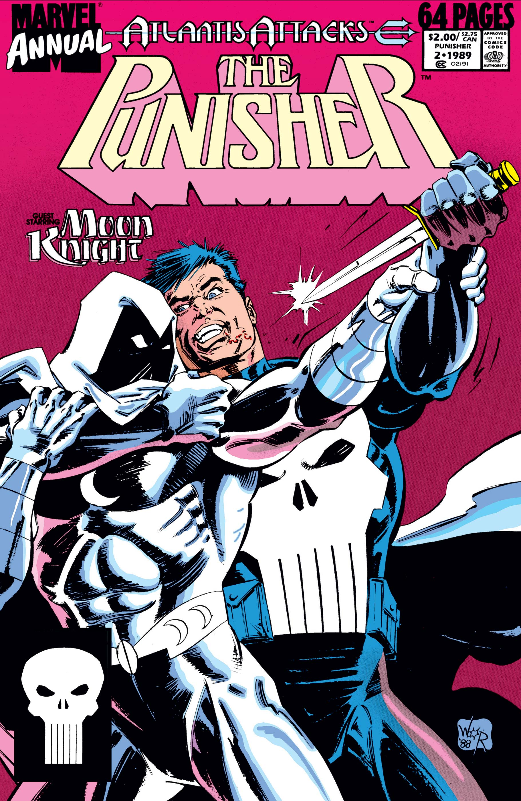 The Punisher Annual (1988) #2