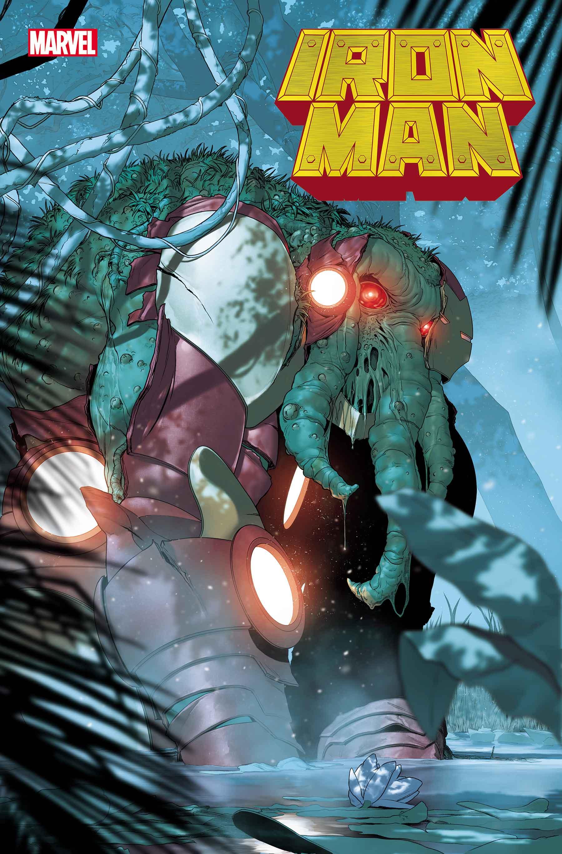 Iron Man (2020) #2 (Variant)