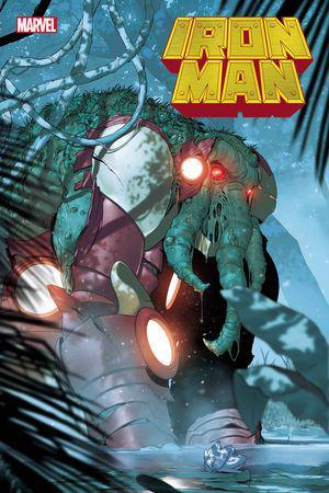 Iron Man #2  (Variant)