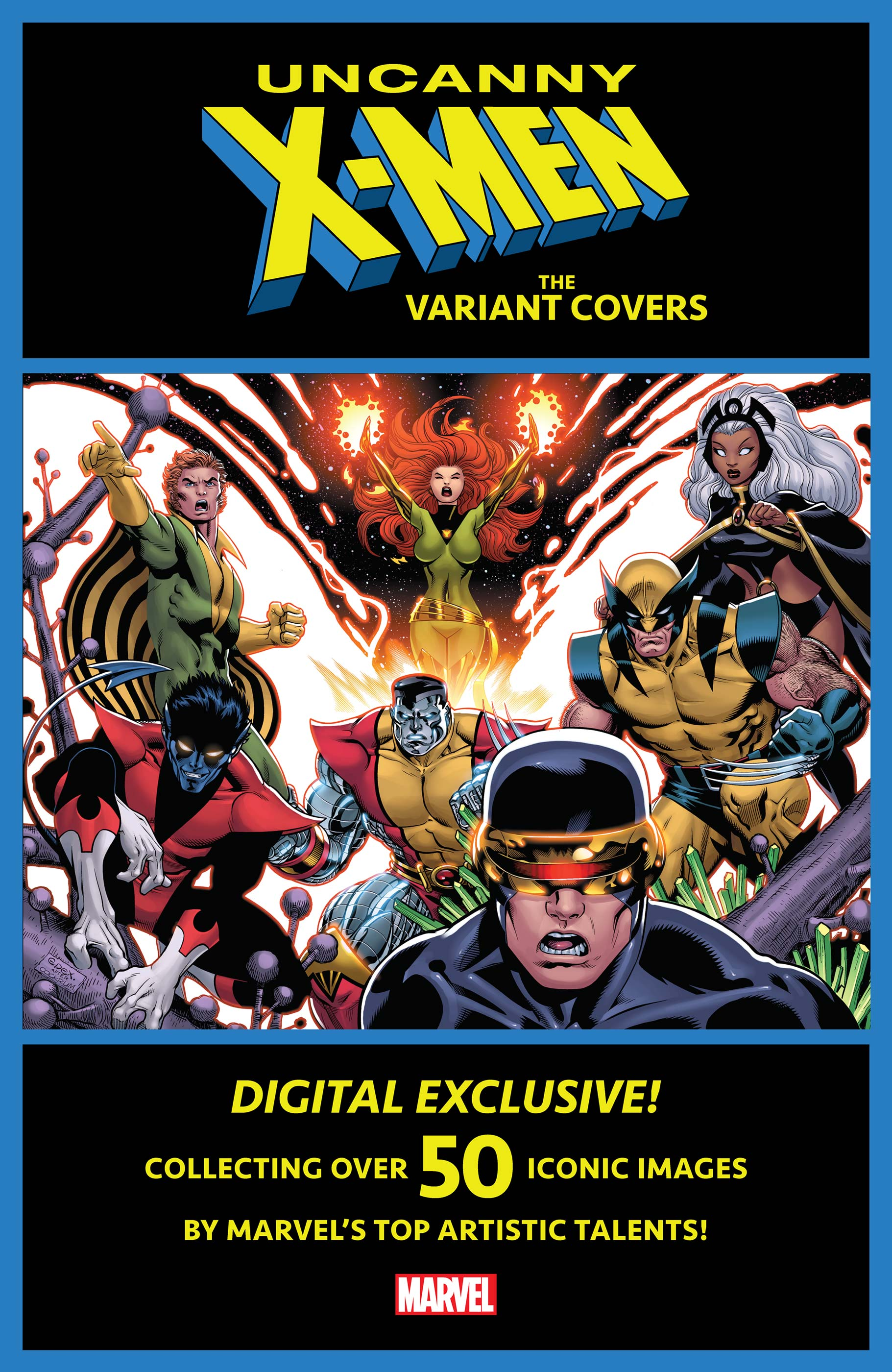 Uncanny X-Men: The Variant Covers (2020) #1