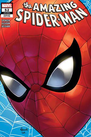 The Amazing Spider-Man (2018) #52 (Variant)
