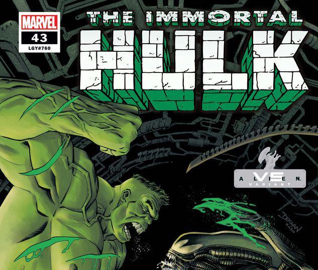 Immortal Hulk #43
