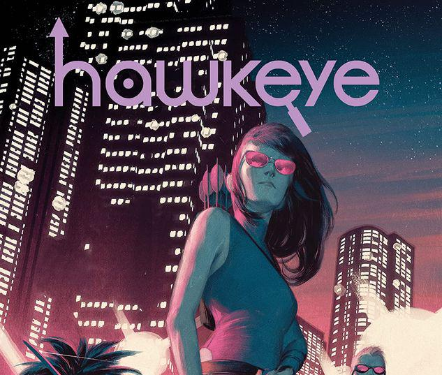 HAWKEYE: GO WEST GN-TPB #2